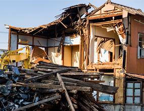 一般家屋解体